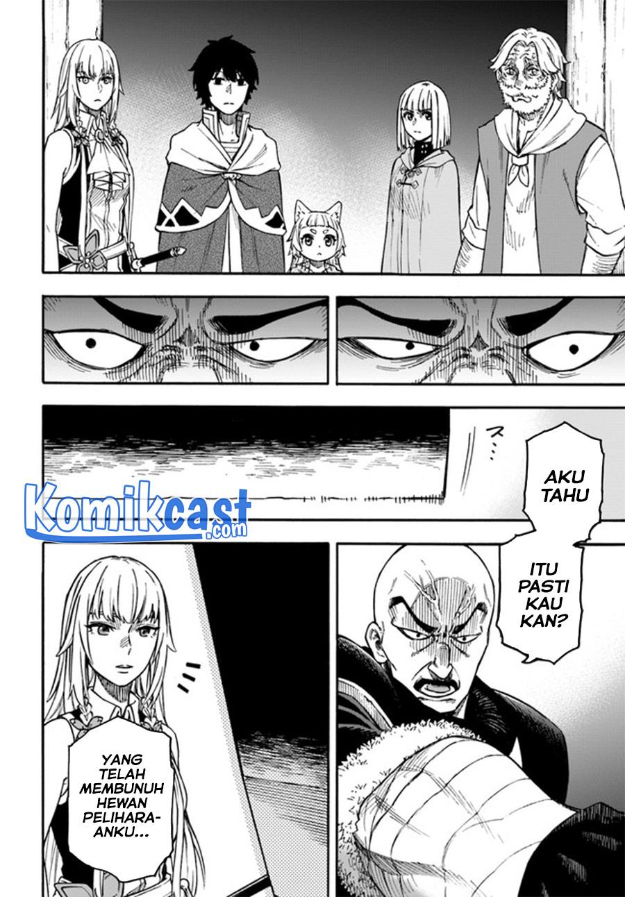 """Nito no Taidana Isekai Shoukougun: Saijaku Shoku """"Healer"""" nano ni Saikyou wa Cheat desu ka?: Chapter 17.2 - Page 5"""