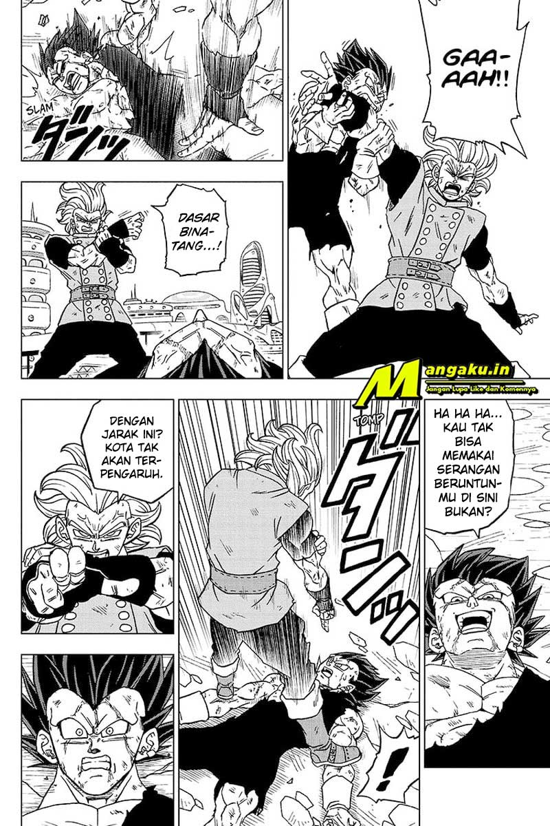 Dragon Ball Super: Chapter 76.2 - Page 7