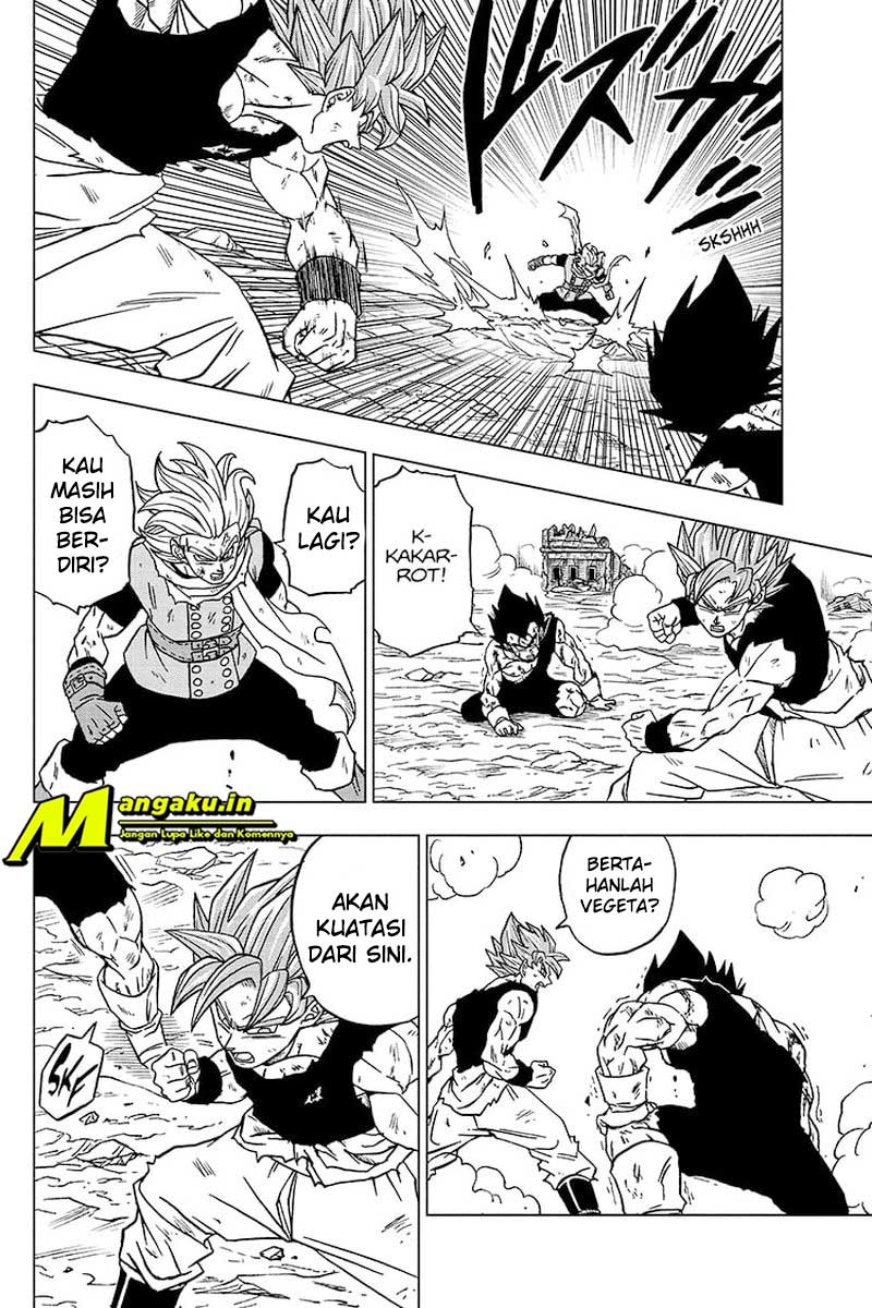 Dragon Ball Super: Chapter 76.1 - Page 9