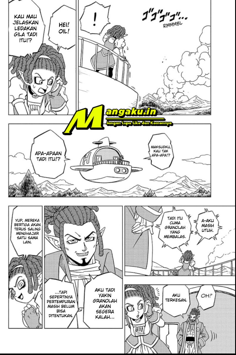 Dragon Ball Super: Chapter 75.2 - Page 26