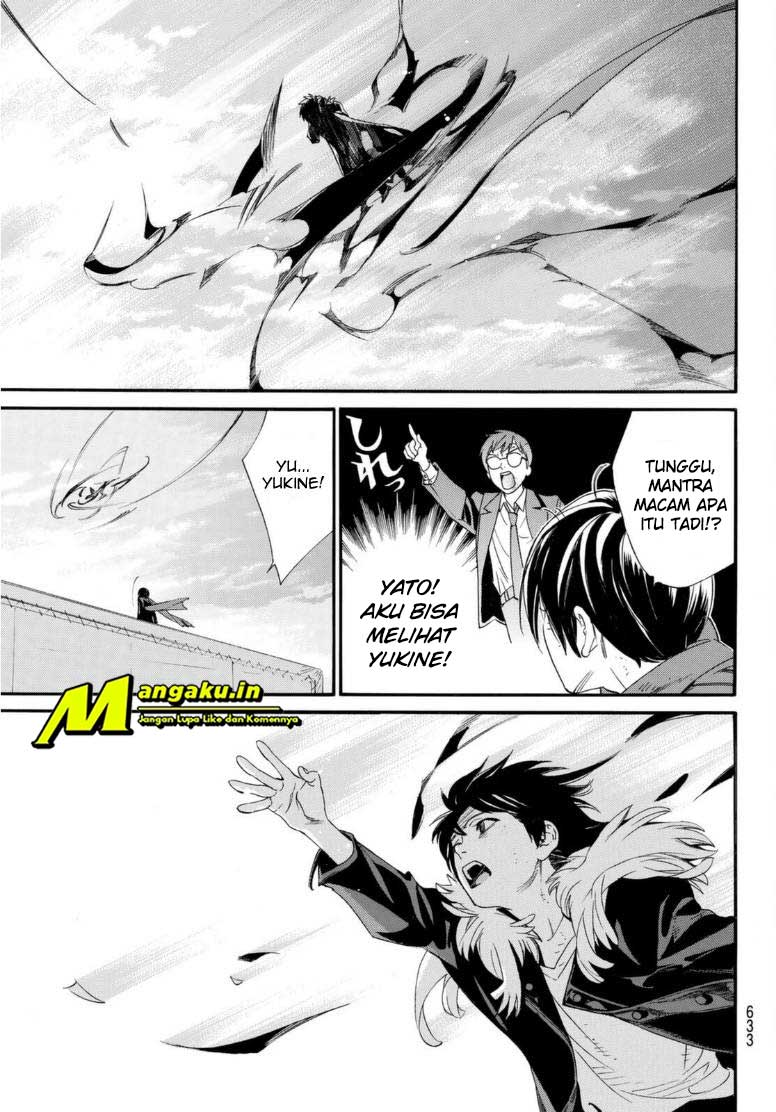 Noragami: Chapter 95.2 - Page 18