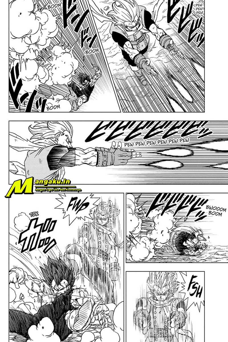 Dragon Ball Super: Chapter 76.1 - Page 5