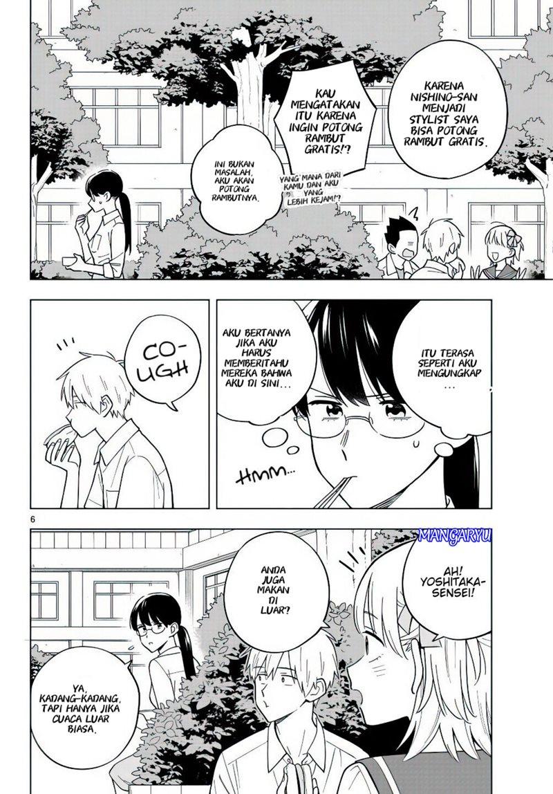 Sensei Wa Koi o Oshie Rarenai: Chapter 40 - Page 5