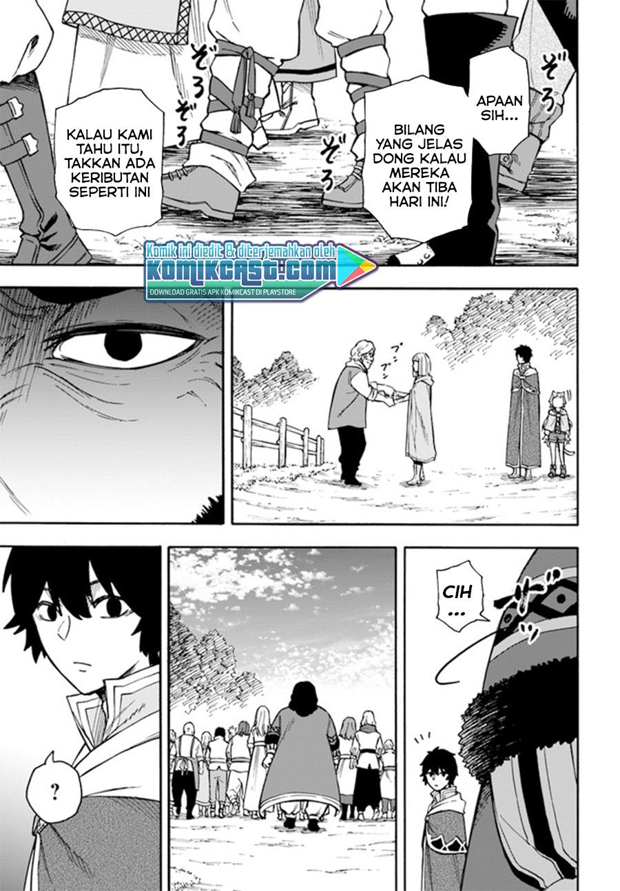 """Nito no Taidana Isekai Shoukougun: Saijaku Shoku """"Healer"""" nano ni Saikyou wa Cheat desu ka?: Chapter 16.2 - Page 17"""
