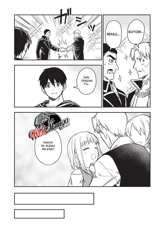 Noumin Kanren no Skill bakka Agetetara Naze ka Tsuyoku Natta: Chapter 20 - Page 36