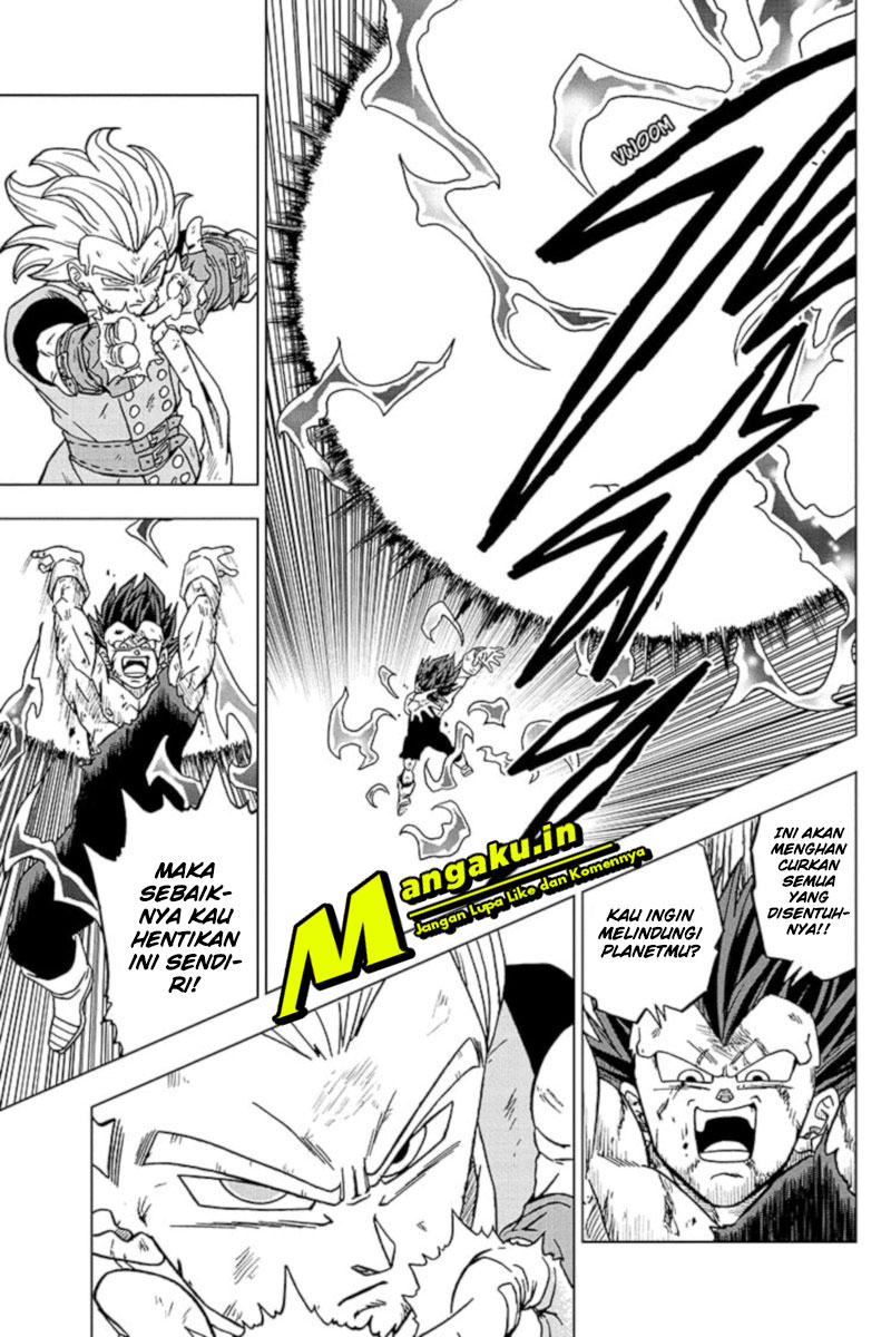 Dragon Ball Super: Chapter 75.2 - Page 19
