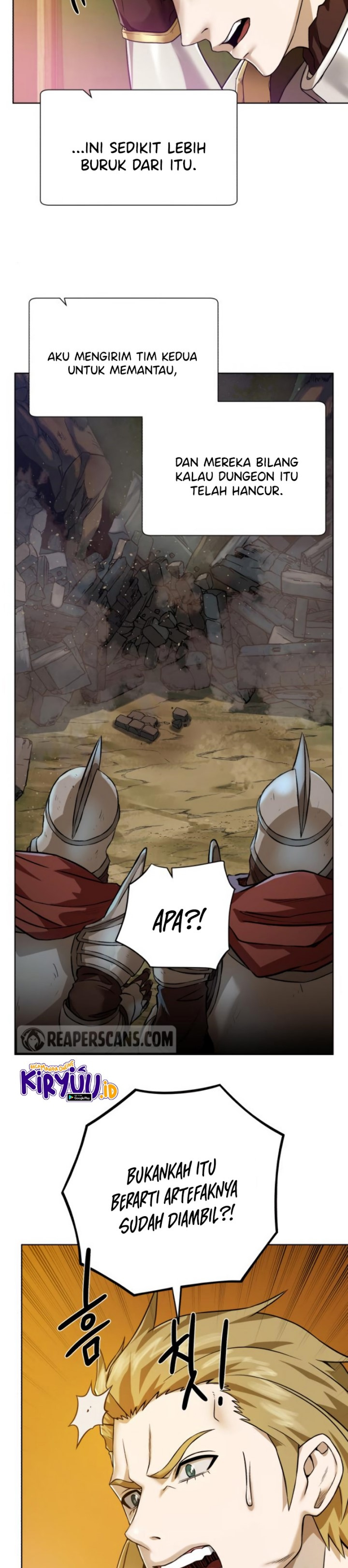 Dungeons & Artifacts: Chapter 36 - Page 6