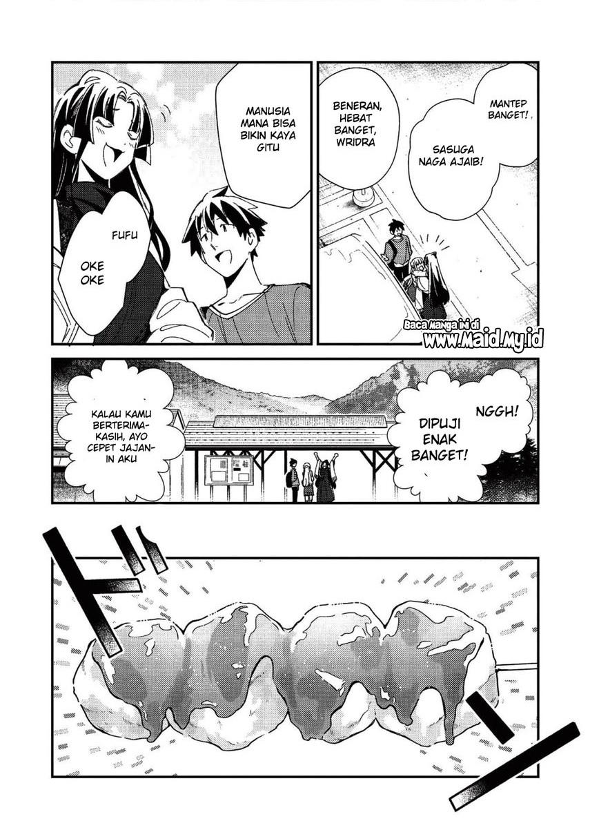 Nihon e Youkoso Elf-san.: Chapter 25 - Page 20