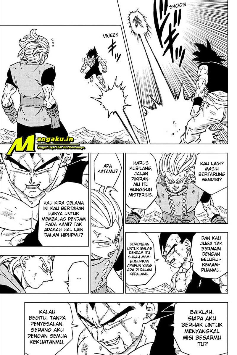Dragon Ball Super: Chapter 76.2 - Page 2