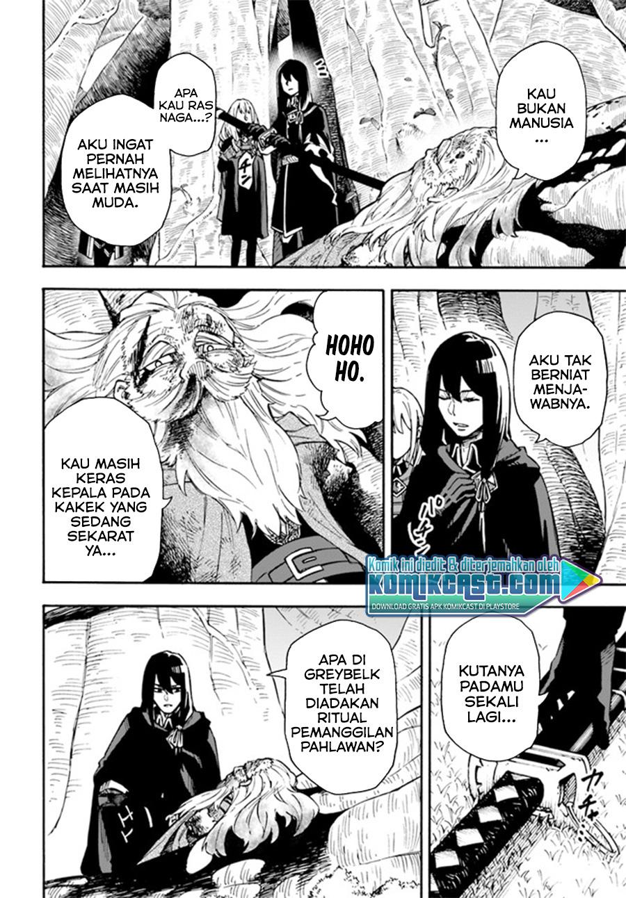 """Nito no Taidana Isekai Shoukougun: Saijaku Shoku """"Healer"""" nano ni Saikyou wa Cheat desu ka?: Chapter 16.2 - Page 4"""
