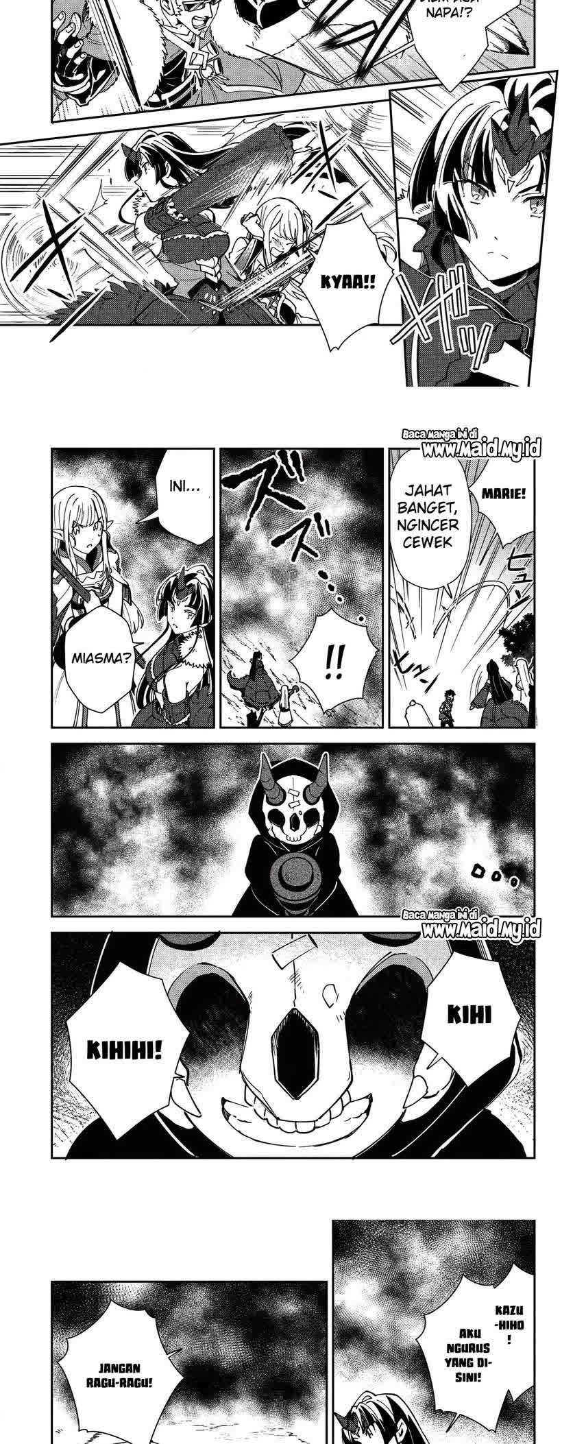 Nihon e Youkoso Elf-san.: Chapter 27 - Page 16