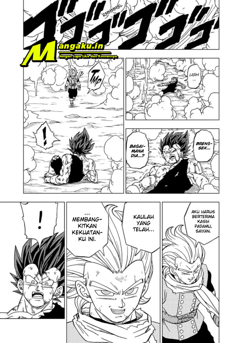 Dragon Ball Super: Chapter 75.2 - Page 25