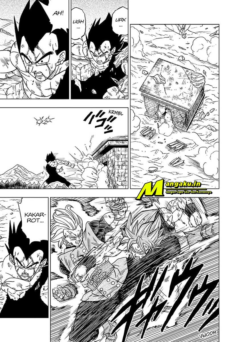 Dragon Ball Super: Chapter 76.1 - Page 20