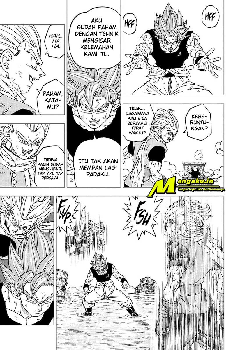 Dragon Ball Super: Chapter 76.1 - Page 14