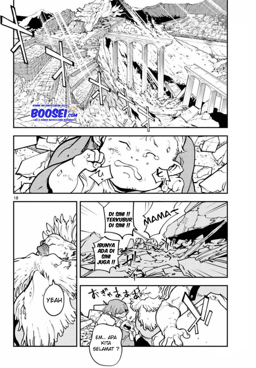 Ninkyou Tensei: Isekai no Yakuzahime: Chapter 23 - Page 16