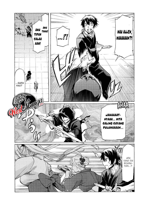 Ichioku-nen Button o Renda Shita Ore wa, Kizuitara Saikyou ni Natteita: Rakudai Kenshi no Gakuin Musou: Chapter 14.1 - Page 16