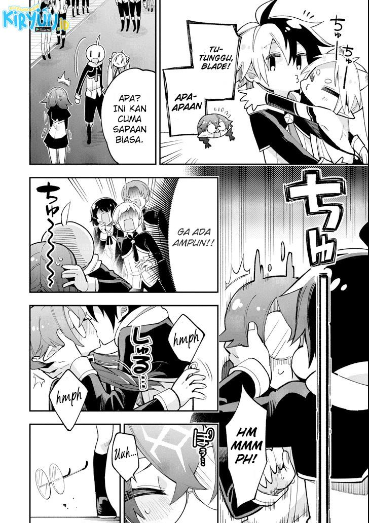 Eiyuu Kyoushitsu: Chapter 15 - Page 7
