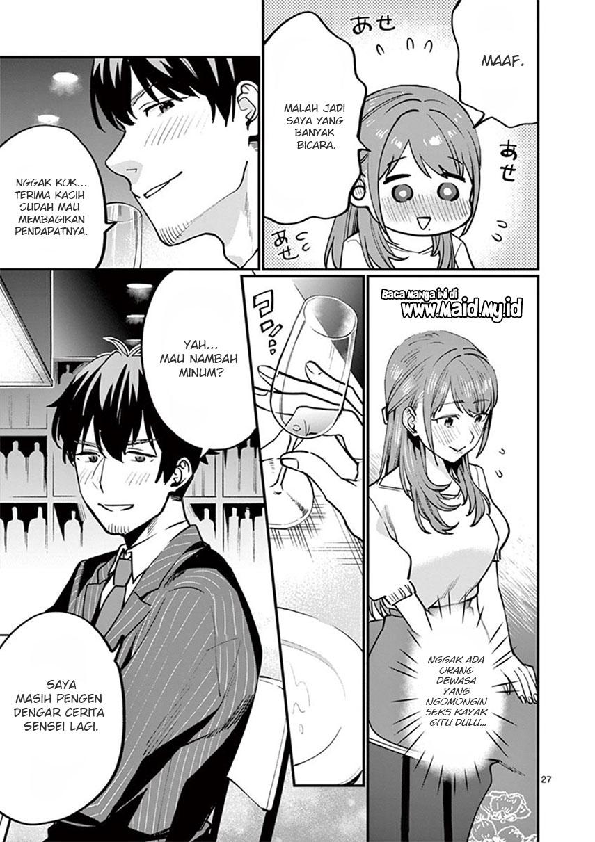 Sensei de ○○ shicha ikemasen!: Chapter 03 - Page 30