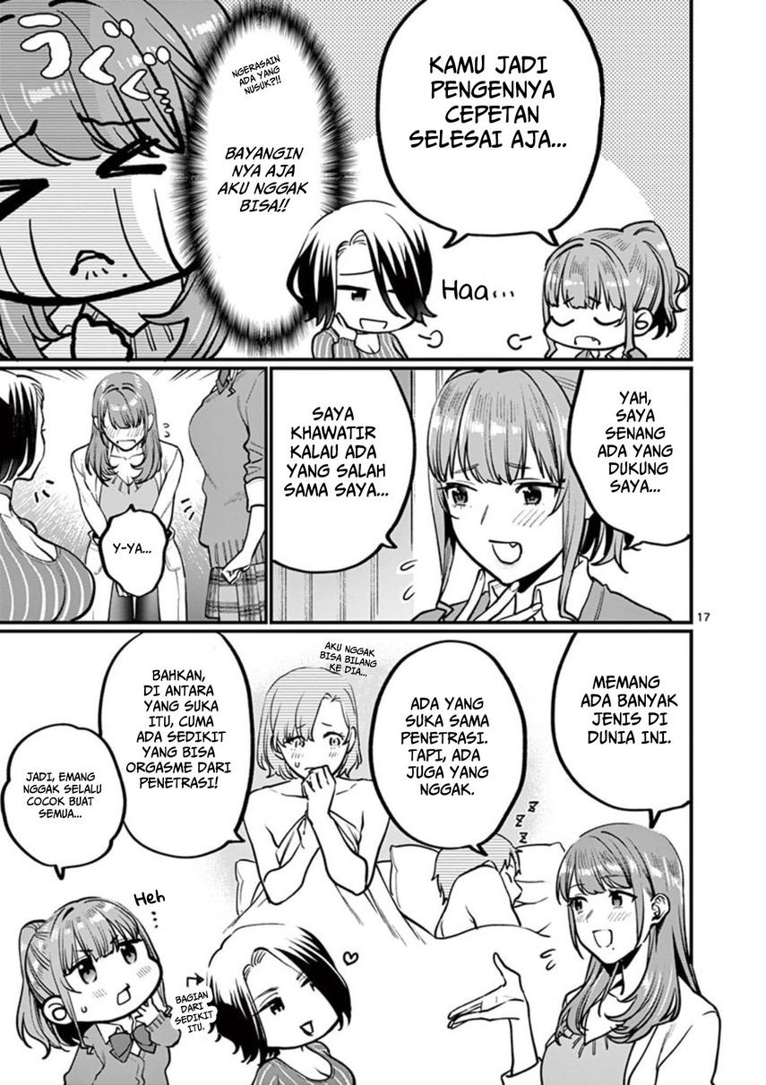 Sensei de ○○ shicha ikemasen!: Chapter 05 - Page 19