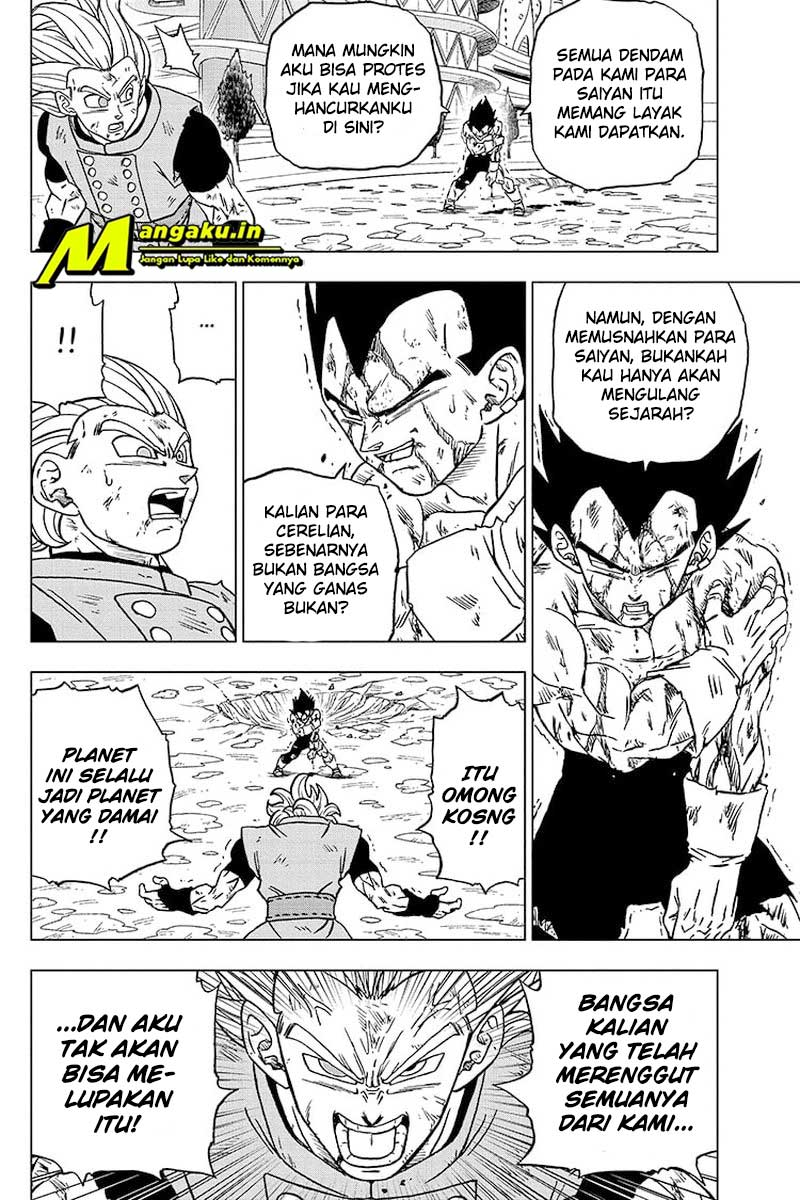 Dragon Ball Super: Chapter 76.2 - Page 13