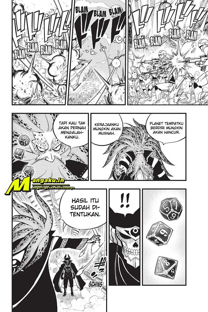 Eden's Zero: Chapter 162 - Page 5
