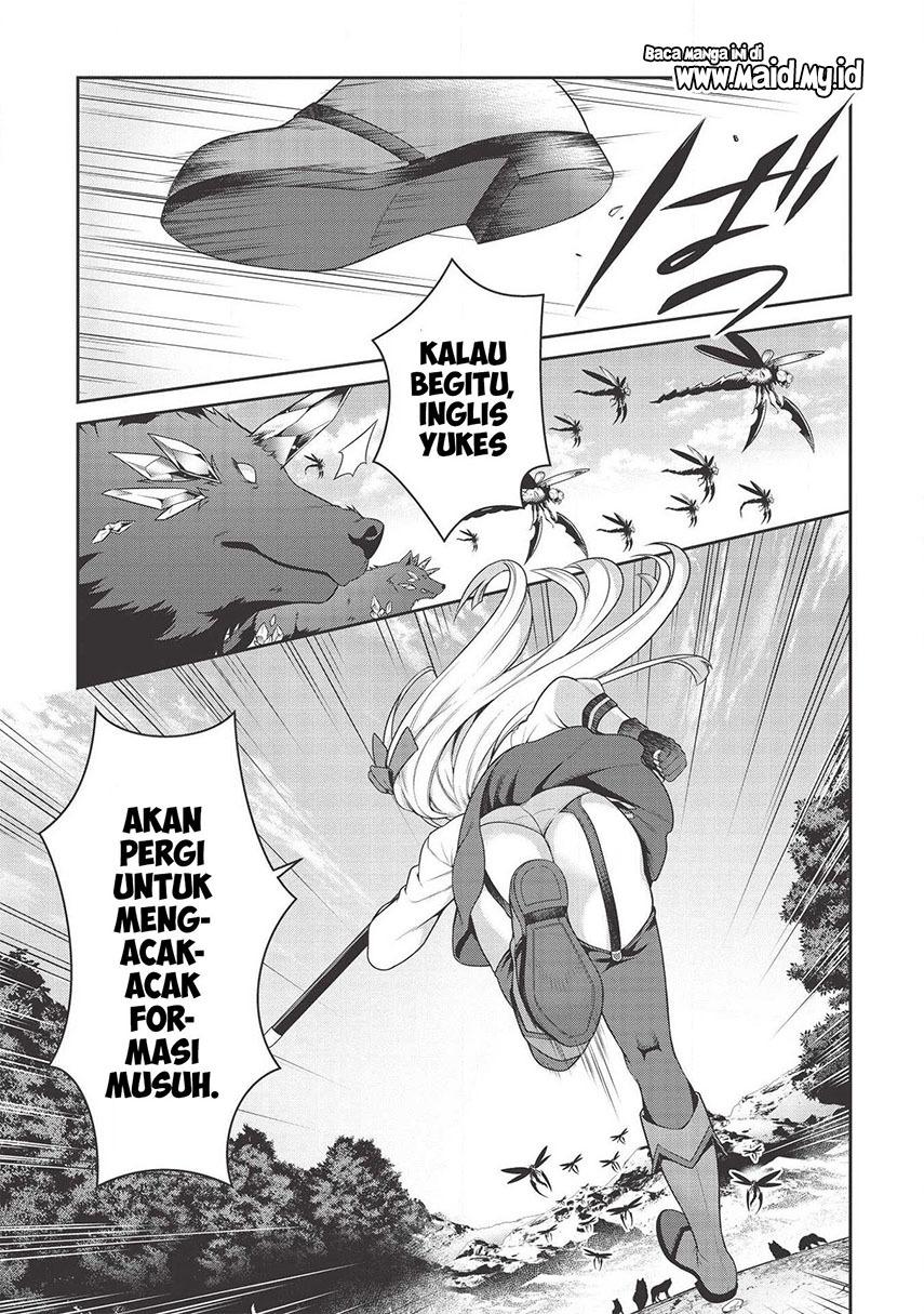 Eiyu-Oh, Bu wo Kiwameru Tame Tensei Su, Soshite, Sekai Saikyou no Minarai Kisi: Chapter 13.1 - Page 3