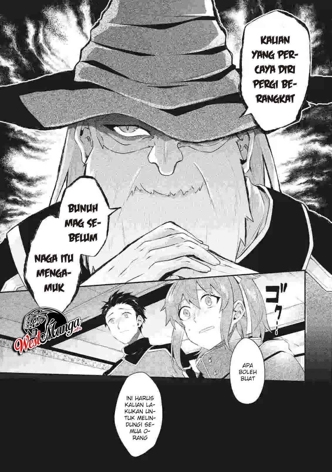 Sekai Saikyou no Shinjuu Tsukai: Chapter 06.1 - Page 6
