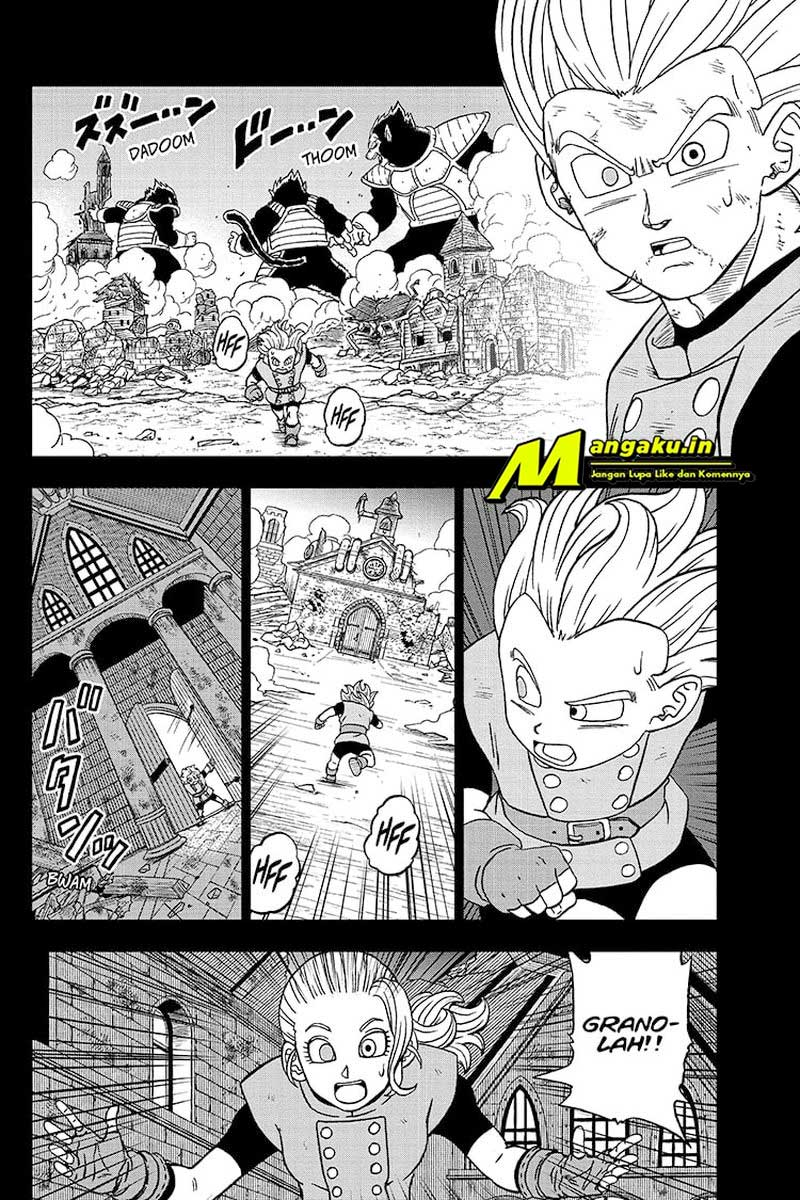 Dragon Ball Super: Chapter 76.2 - Page 11