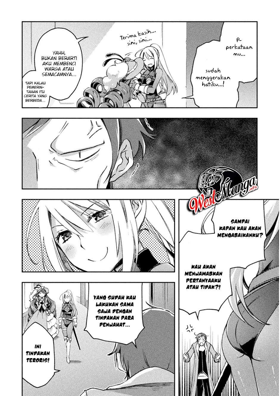 Dungeon Kurashi No Moto Yuusha: Chapter 28 - Page 13