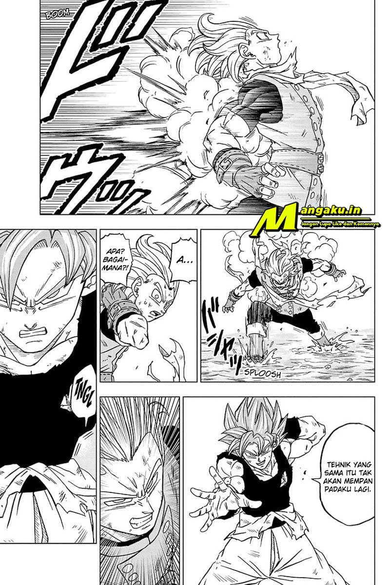 Dragon Ball Super: Chapter 76.1 - Page 16