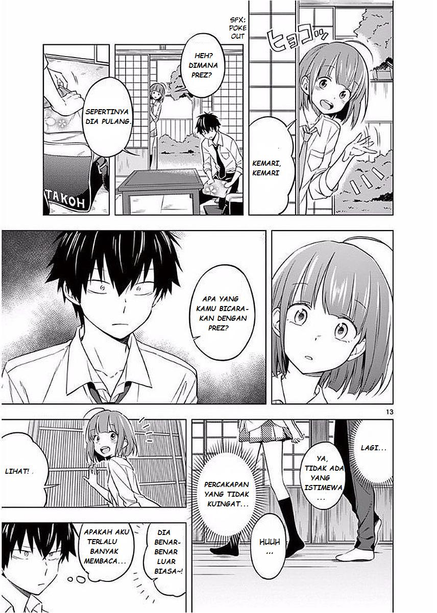 Nidome no Natsu, Nidoto Aenai Kimi: Chapter 04 - Page 15