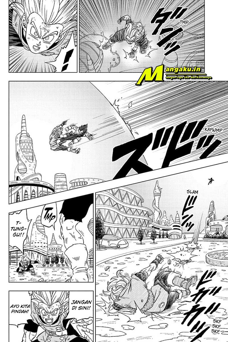 Dragon Ball Super: Chapter 76.2 - Page 5