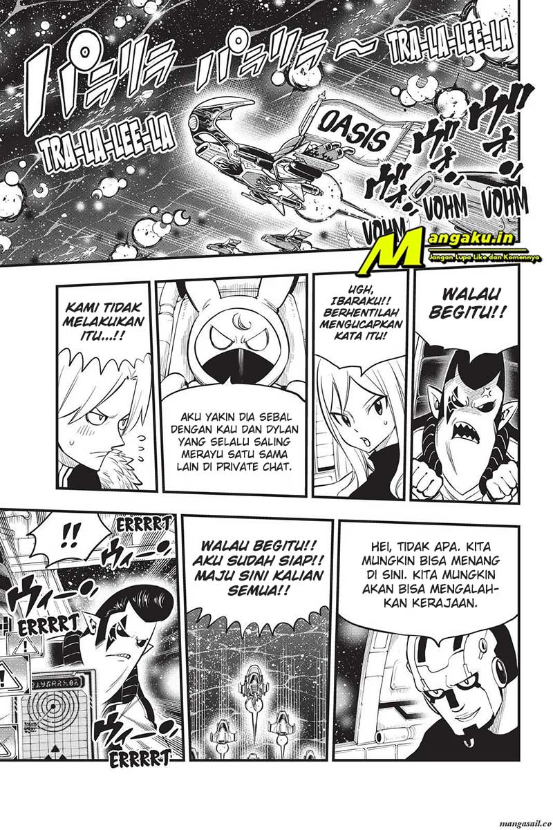 Eden's Zero: Chapter 160 - Page 10