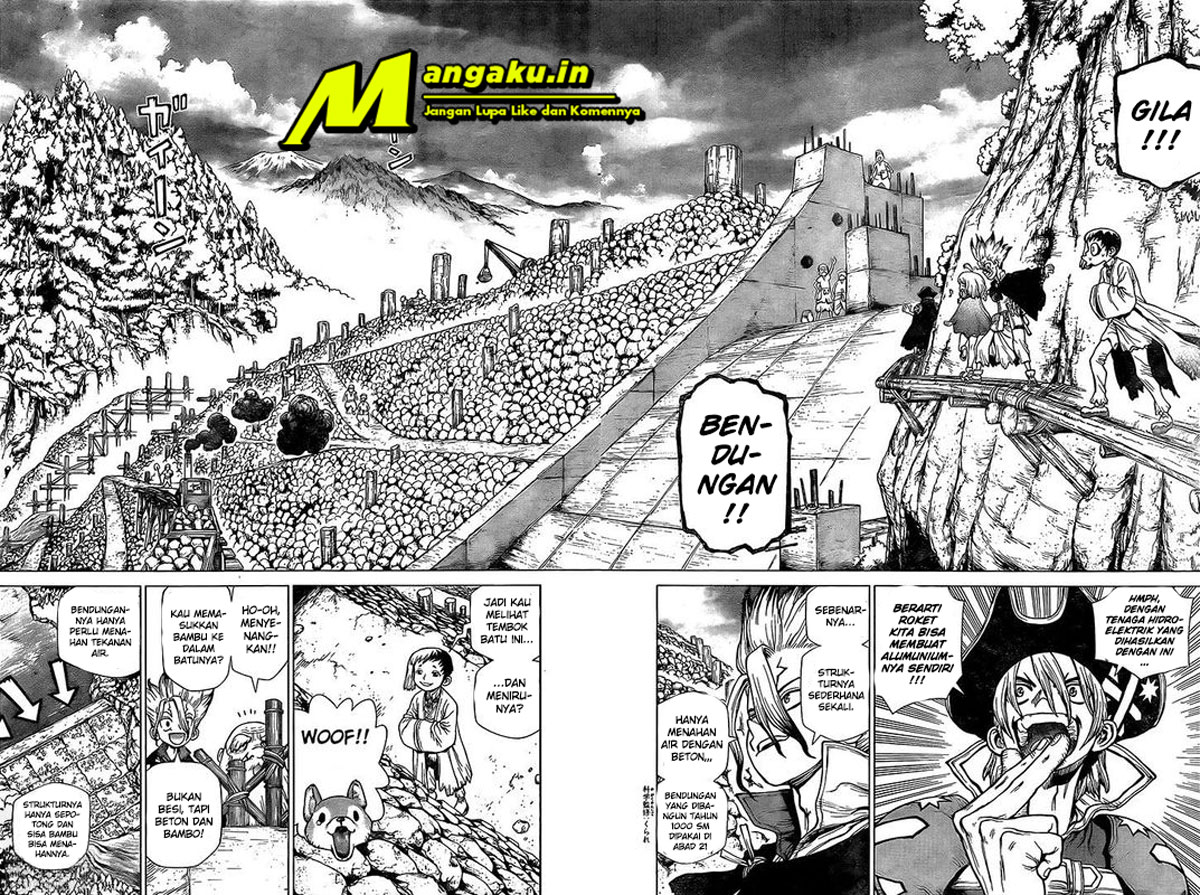 Dr. Stone: Chapter 212 - Page 17