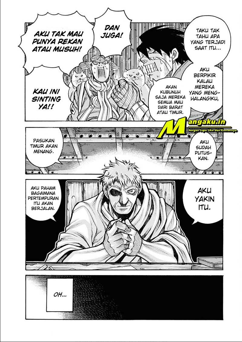 Drifters: Chapter 83 - Page 16