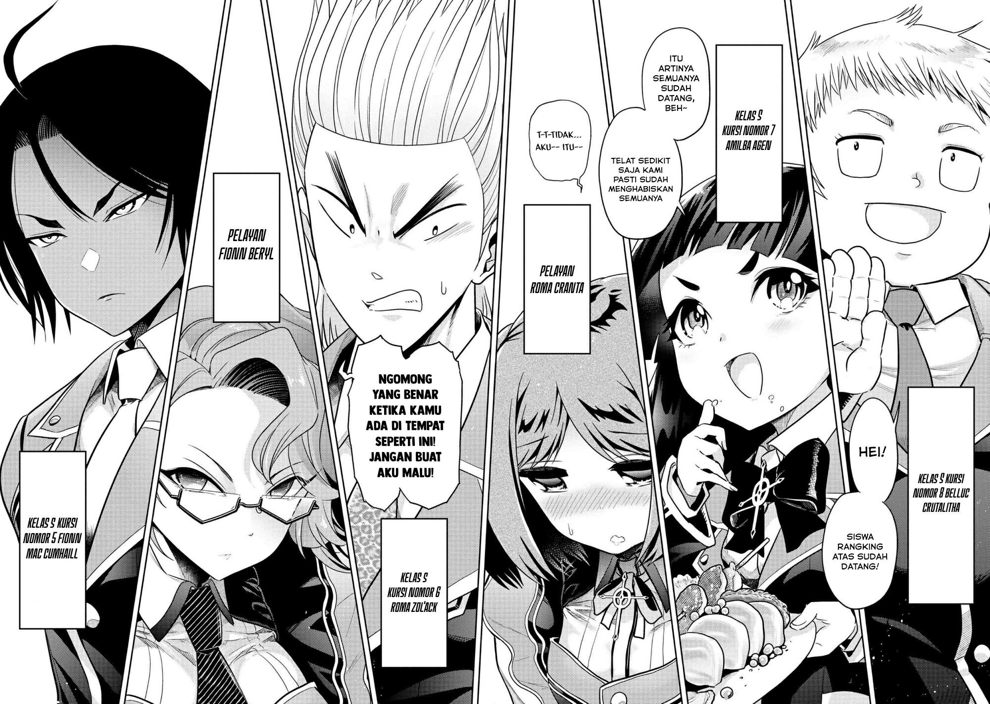Sekai Saikyou no Assassin, isekai kizoku ni tensei suru: Chapter 12.2 - Page 10