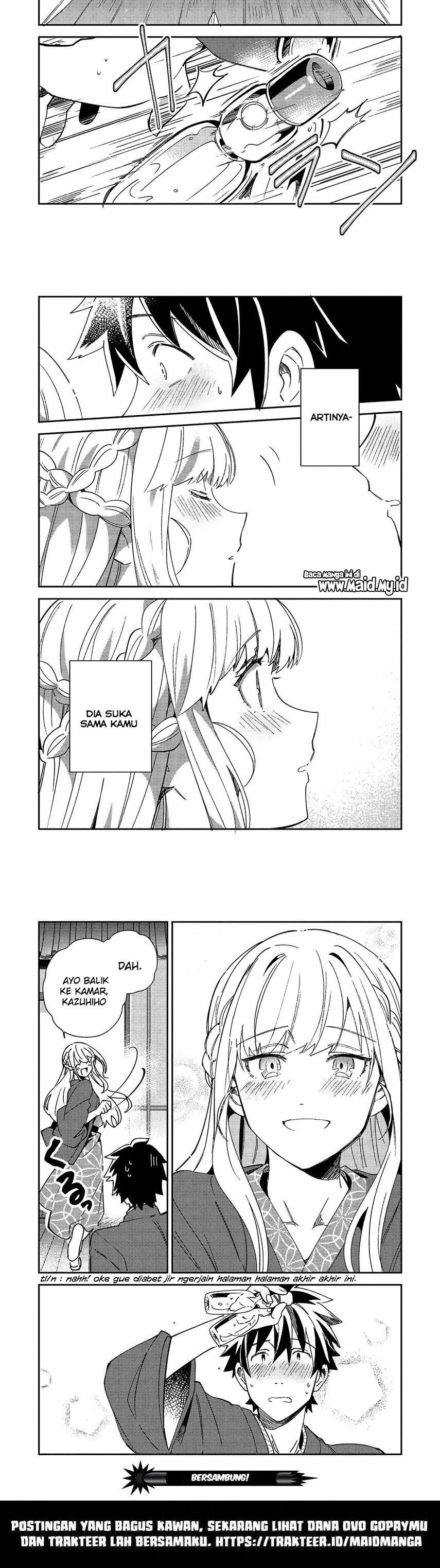 Nihon e Youkoso Elf-san.: Chapter 26 - Page 12