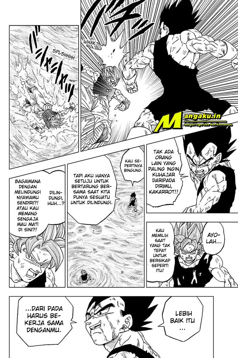 Dragon Ball Super: Chapter 76.1 - Page 11
