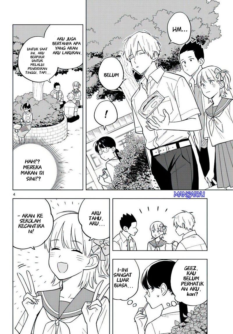 Sensei Wa Koi o Oshie Rarenai: Chapter 40 - Page 3