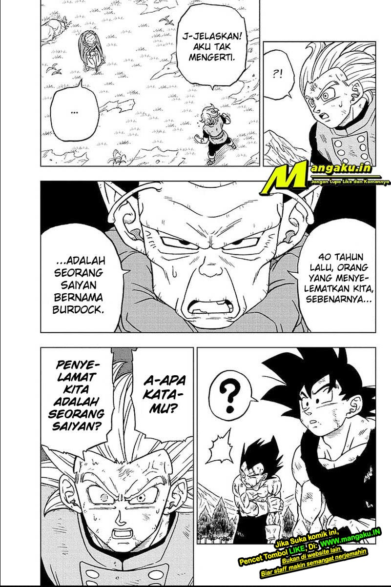 Dragon Ball Super: Chapter 76.2 - Page 24