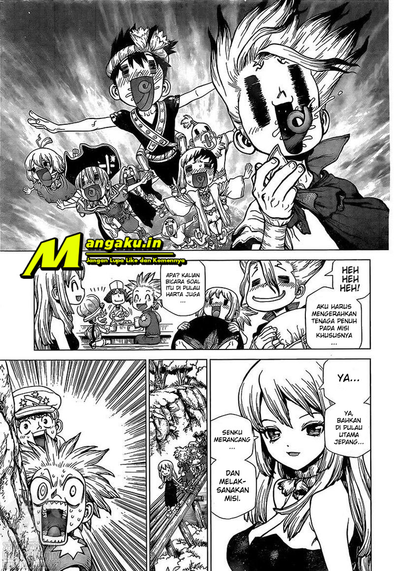 Dr. Stone: Chapter 212 - Page 16