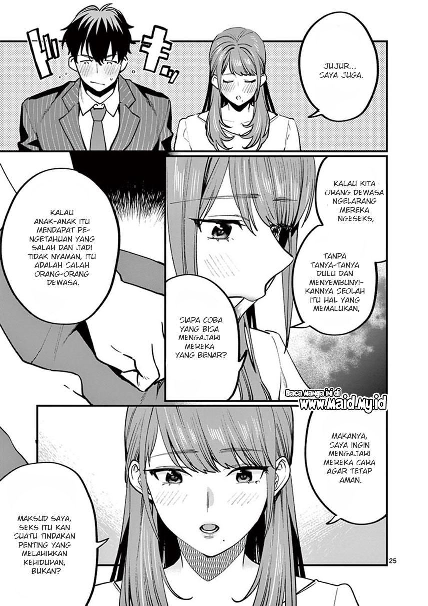 Sensei de ○○ shicha ikemasen!: Chapter 03 - Page 28