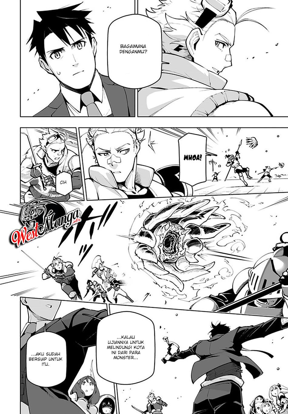 Sekai Saikyou no Kouei: Meikyuukoku no Shinjin Tansakusha: Chapter 19 - Page 15