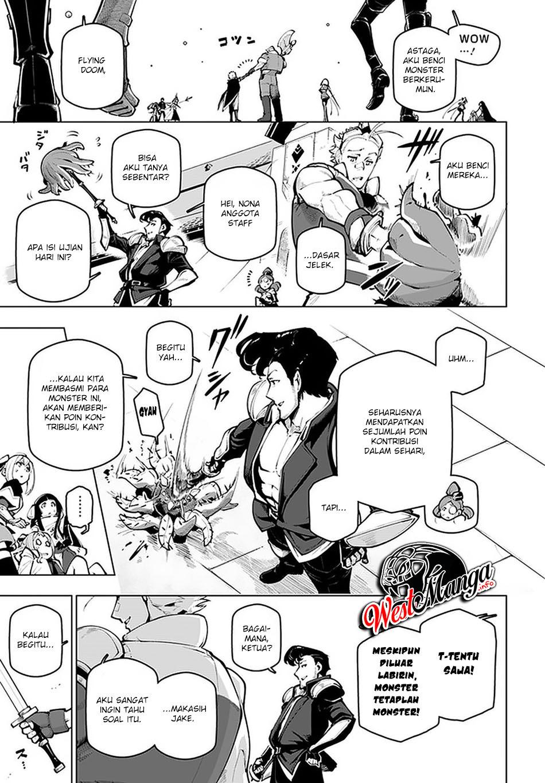 Sekai Saikyou no Kouei: Meikyuukoku no Shinjin Tansakusha: Chapter 19 - Page 12