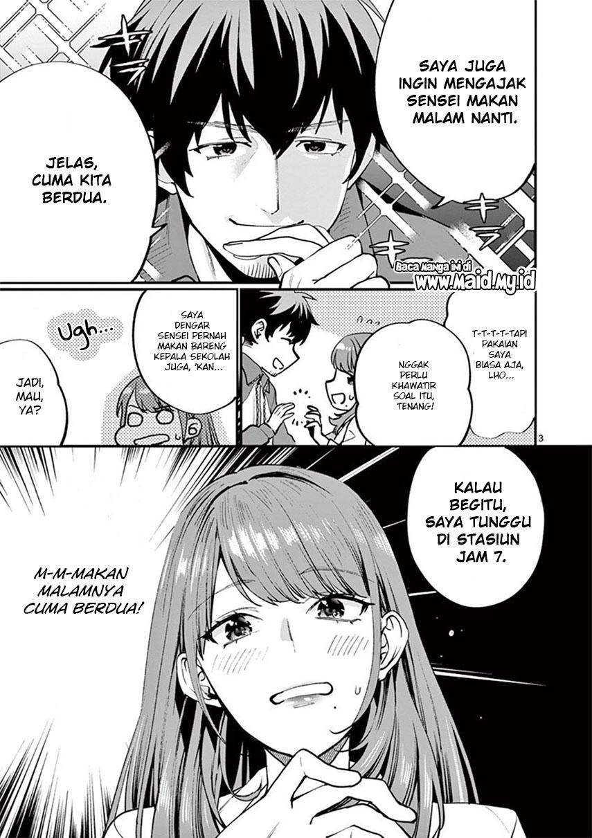 Sensei de ○○ shicha ikemasen!: Chapter 03 - Page 6