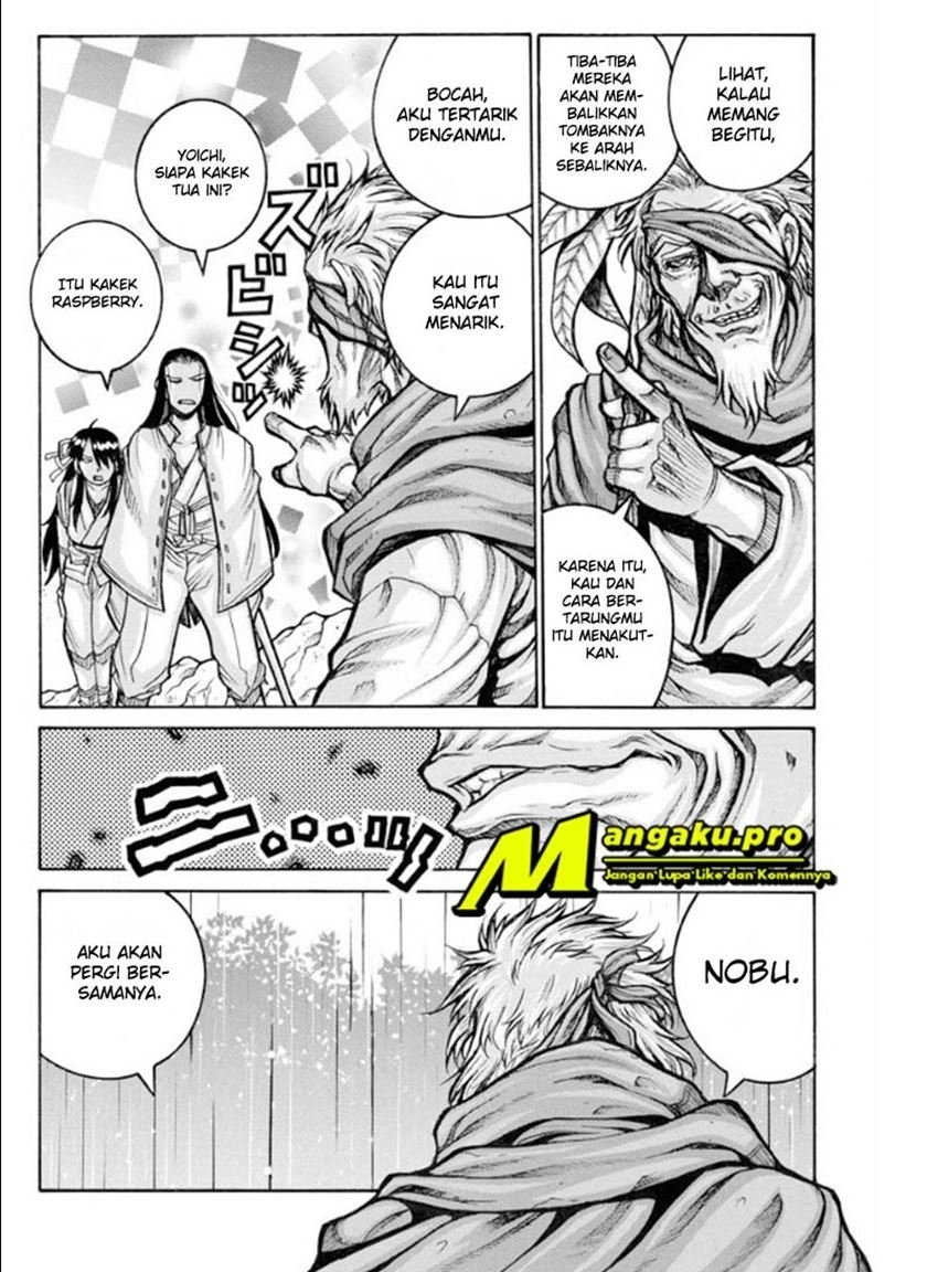 Drifters: Chapter 81 - Page 10