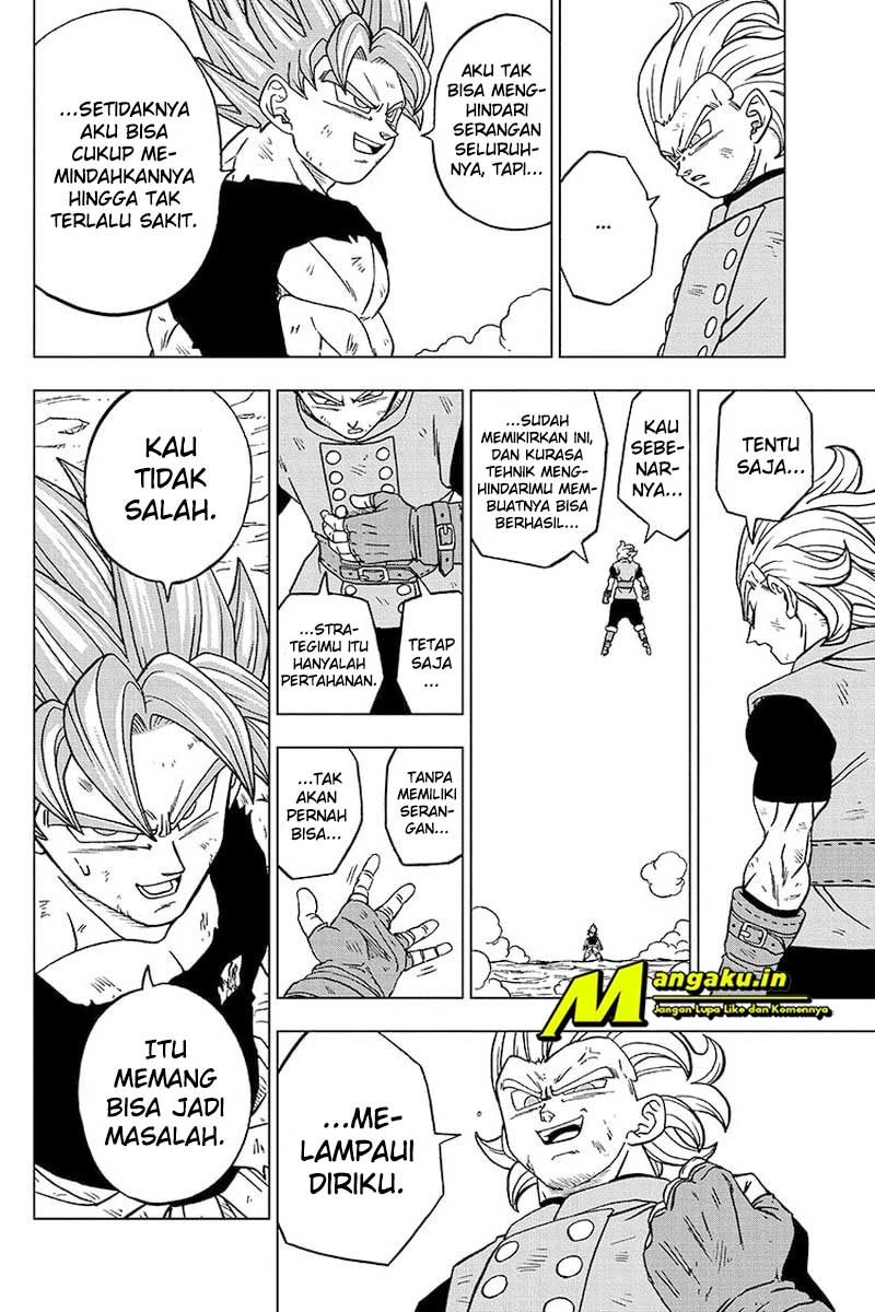 Dragon Ball Super: Chapter 76.1 - Page 19