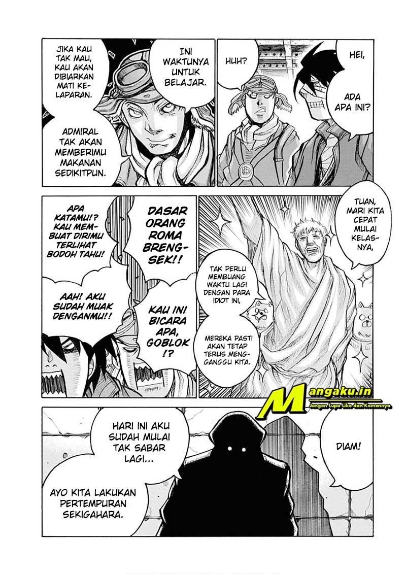 Drifters: Chapter 83 - Page 12