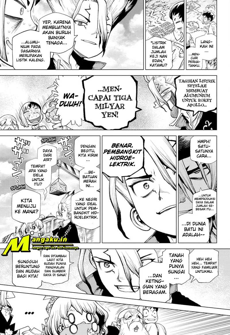 Dr. Stone: Chapter 210 - Page 6