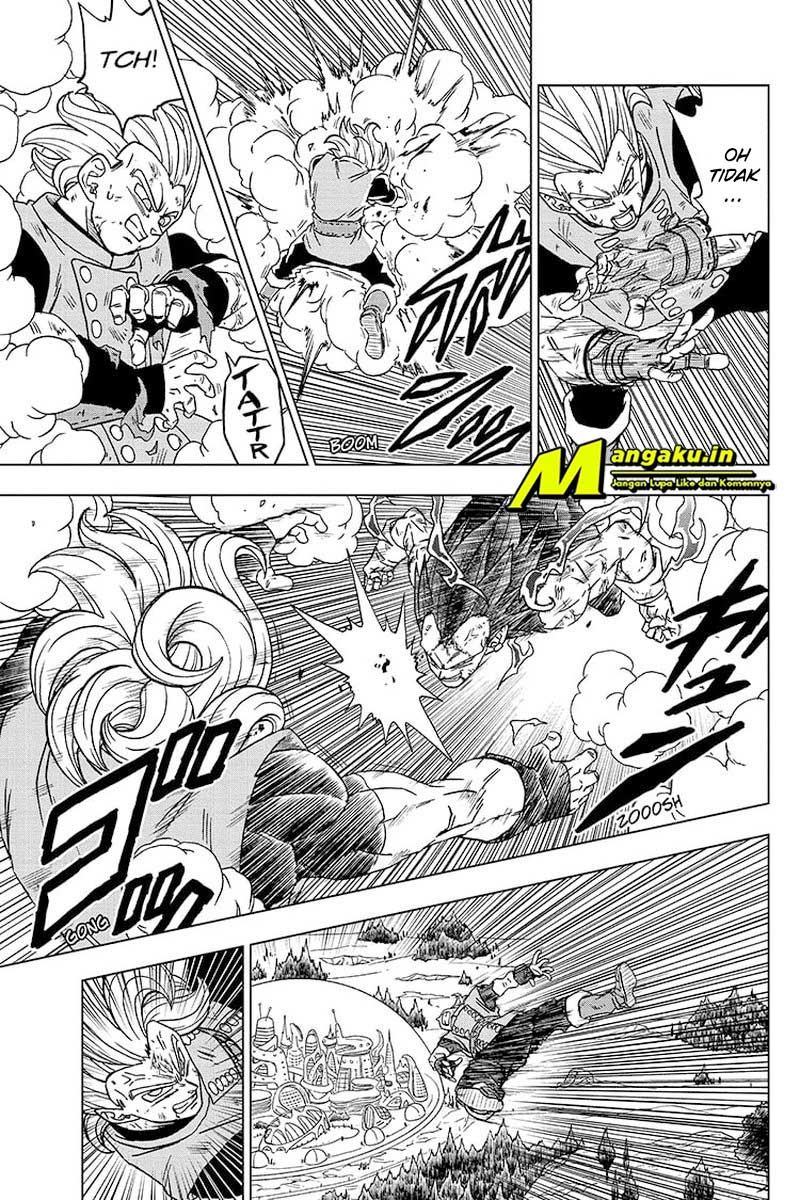 Dragon Ball Super: Chapter 76.2 - Page 4